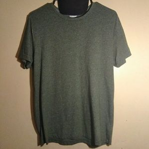 Oldy navy olive green T shirt